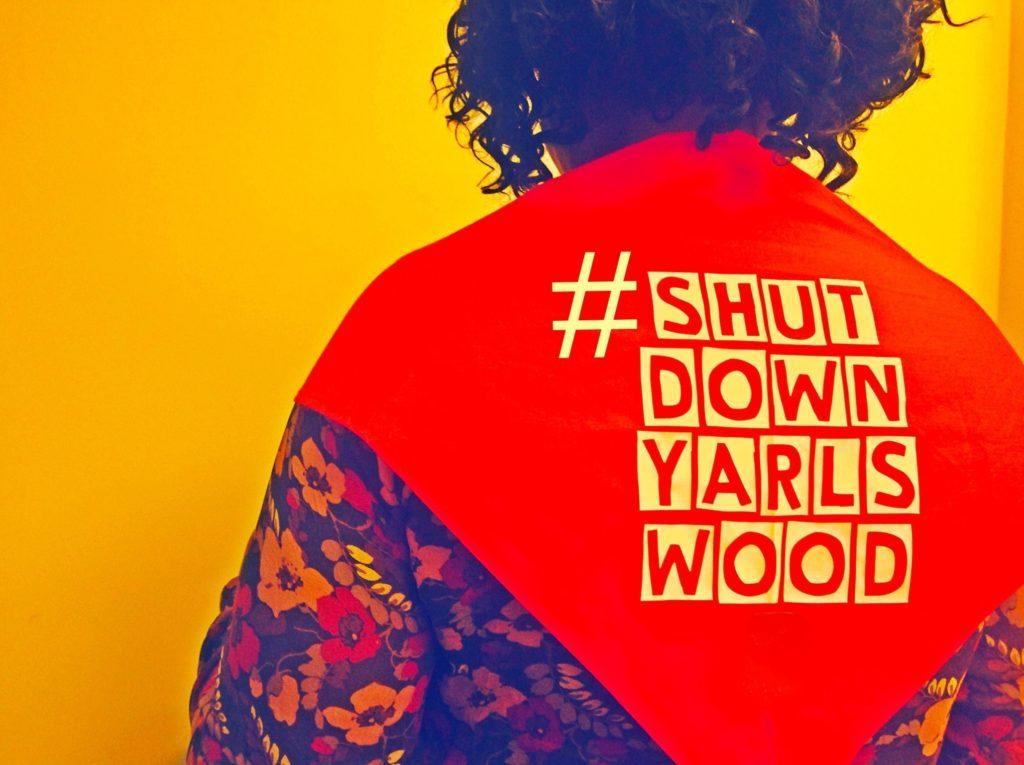 Shut down Yarl's Wood detention centre