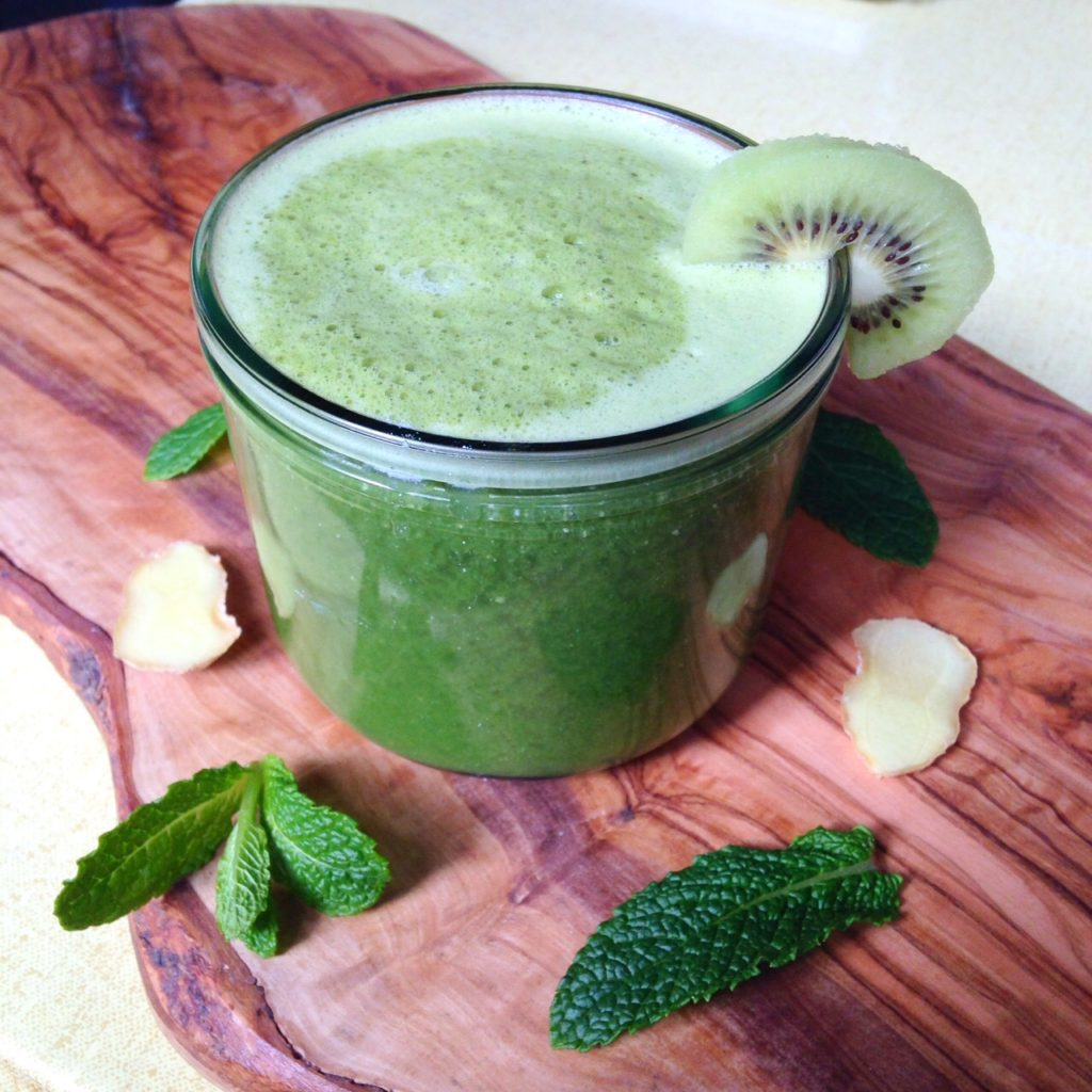 Why green juices for liver & gut health?