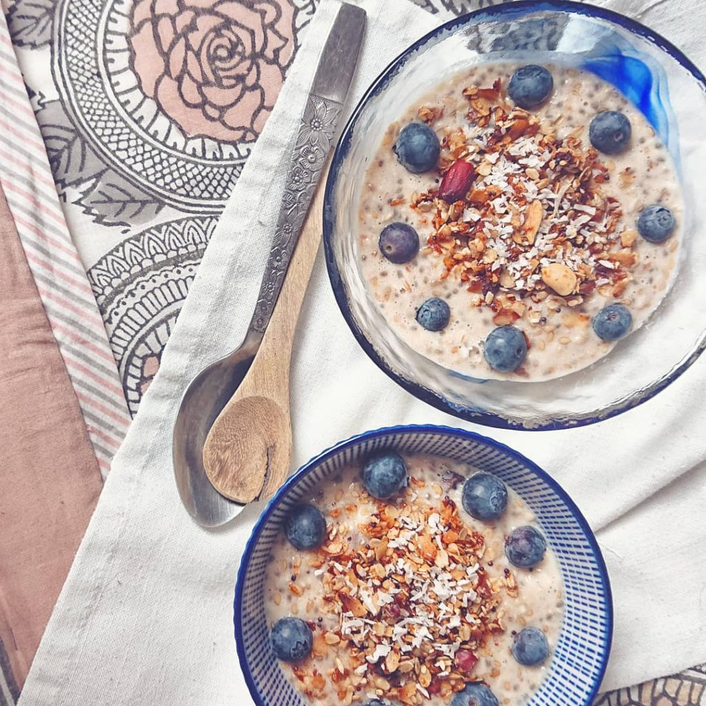 Oh Baby Overnight Oats