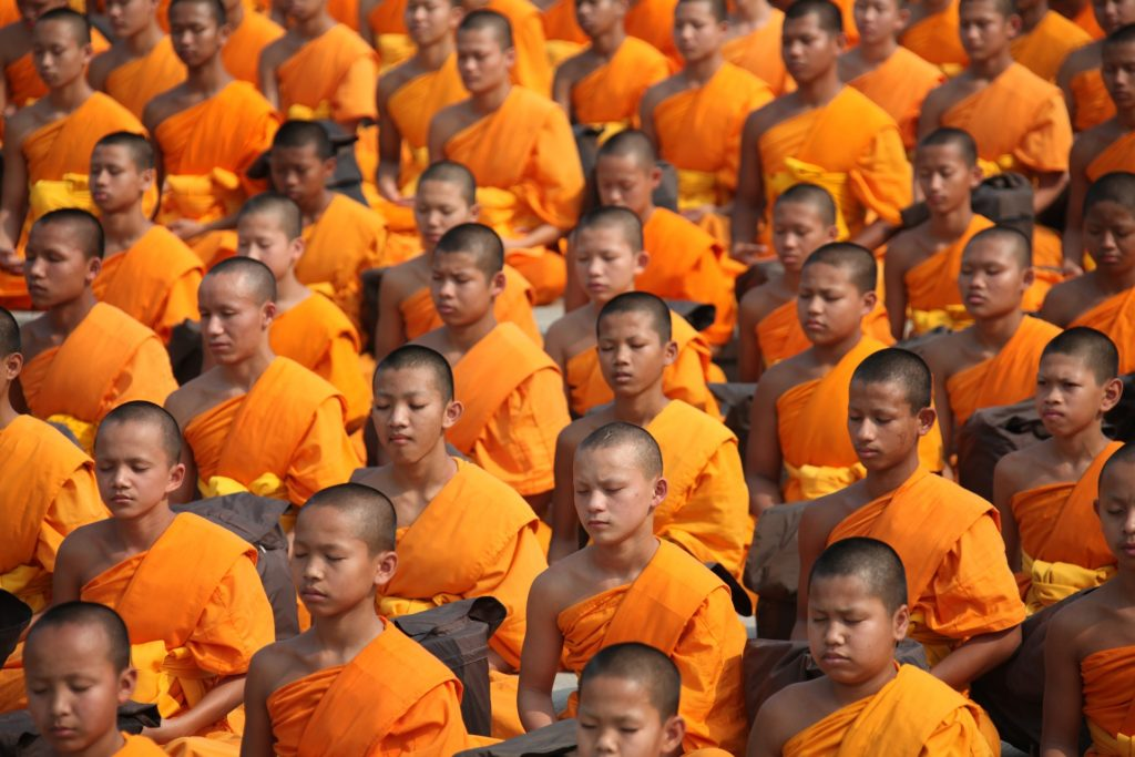 Proof that group meditation can change the world